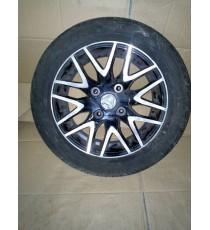 Usado Aixam City , crossover , roda de liga leve transversal com pneus 155/65/R14