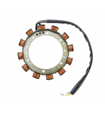 Bobina de carregamento motor lombardini jibs / 2 fios 30 amperes