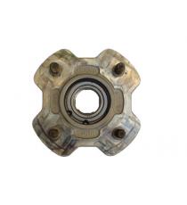 Microcarro MGO 1 cubo de roda traseira, LIGIER IXO (115 mm de distância central
